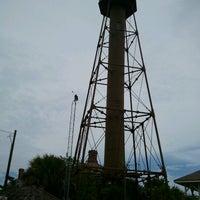 Photo taken at Sanibel Island Lighthouse by Judy M. on 7/17/2012