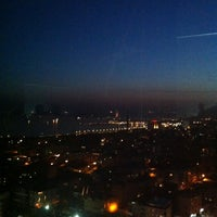 Photo taken at Divan İstanbul Asia by Sinem on 7/12/2012