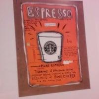 Photo taken at Starbucks by Diana Q. on 8/14/2012