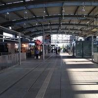 Photo taken at Bahnhof Berlin Ostkreuz by Ben B. on 7/21/2012
