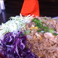 Photo taken at Noodles, Etc. by Raj R. on 6/21/2012