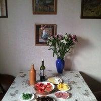 "Photo taken at Гостиница ""Европа"" by Migel E. on 8/28/2012"
