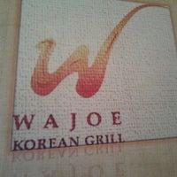Photo taken at Wajoe by Tequan J. on 7/20/2012