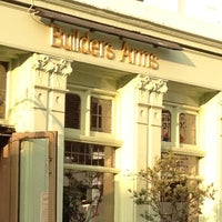 Photo taken at Builders Arms by Alan J. on 3/23/2012