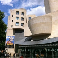Photo taken at La Cinémathèque Française by Alessandro C. on 7/4/2012