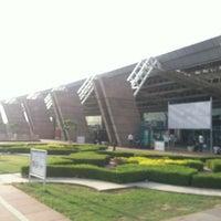 Photo taken at Jaipur International Airport (JAI) by Maclein C. on 7/22/2012