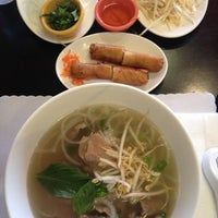 Photo taken at Pho Saigon Noodle & Grill by Tai C. on 7/18/2012