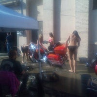 Photo taken at Blue Knights Clubhouse by Nancy A. K. on 8/18/2012