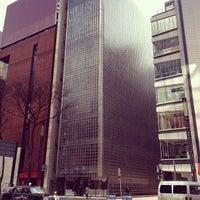 Photo taken at Maison Hermès by 服部 雄. on 3/19/2012