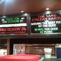 Photo taken at New York Pizza Suprema by Mickaël P. on 3/24/2012