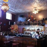 Photo taken at Cafe Natasha's by Wade C. on 3/30/2012