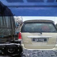 Photo taken at Terminal Feri Menumbuk, Sabah by Mohd I. on 8/25/2012
