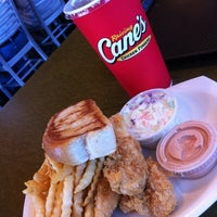 Photo taken at Raising Cane's Chicken Fingers by Voxx D. on 4/22/2012