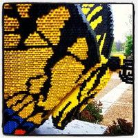 Photo taken at Reiman Gardens by Katie R. on 4/13/2012