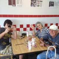 Photo taken at Five Guys by Donna D. on 3/16/2012