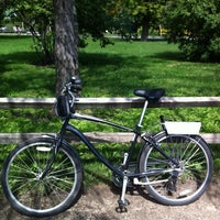 Photo taken at Bobby's Bike Hike by Fabio L. on 9/9/2012