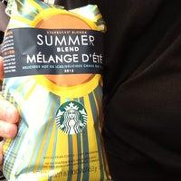 Photo taken at Starbucks by Sue on 7/18/2012