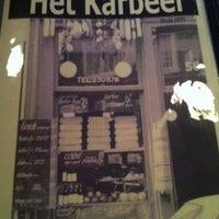 4/12/2012 tarihinde Lucas R.ziyaretçi tarafından Het Karbeel'de çekilen fotoğraf