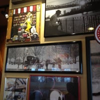 Photo taken at Red Robin Gourmet Burgers and Brews by Erik W. on 2/26/2012