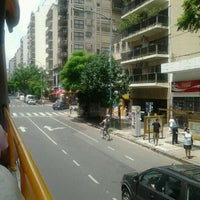 Photo taken at Av. Cabildo y Juramento by M J. on 2/3/2012