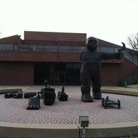 Photo taken at Wichita Art Museum by Joseph E. on 2/28/2012