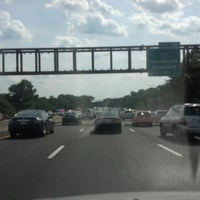 Photo taken at Garden State Parkway - Irvington by Keith M. on 7/3/2012