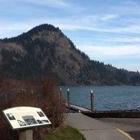 Photo taken at Draino Lake by Richard L. on 2/5/2012