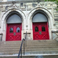 Photo taken at Cathedral Church of All Saints by Tina B. on 5/13/2012