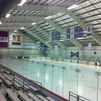 Photo taken at Dwyer Arena by Dave M. on 2/17/2012