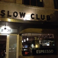 Photo taken at Slow Club by M F. on 8/5/2012