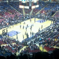 Photo taken at Sleep Train Arena by Mark R. on 2/10/2012