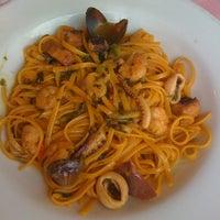 Photo taken at Dolphin Ristorante & Pizzeria by Teresa Valentina F. on 8/28/2012