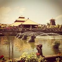 Photo taken at Ayodya Resort Bali by Argyris T. on 9/13/2012