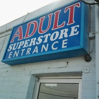Photo taken at The Flick Adult Bookstore & Arcade by Brandi D. on 7/28/2012