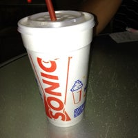 Photo taken at SONIC Drive In by Mark on 6/17/2012