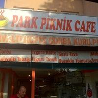 Photo taken at Park piknik cafe by Edip YALTIR . on 5/17/2012