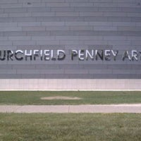 Photo taken at Burchfield Penney Art Center by Robert P. on 6/21/2012