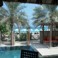 Photo taken at Six Senses Zighy Bay by Andy M. on 8/29/2012
