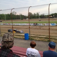 Photo taken at Raceway 7 by Todd M. on 5/4/2012