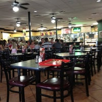Photo taken at Jason's Deli by Chris C. on 8/19/2012