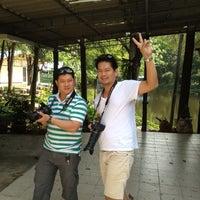 Photo taken at โสมาภา ป่าสัก รีสอร์ท by Mamee M. on 2/19/2012