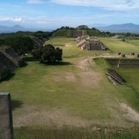 Photo taken at Monte Albán by Julio G. on 7/28/2012