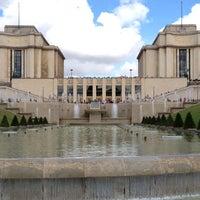 Photo prise au Jardins du Trocadéro par Giorgio P. le8/7/2012