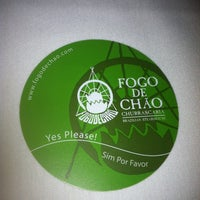 Photo taken at Fogo de Chao by Carl S. on 3/8/2012