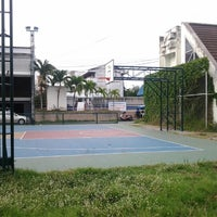 Photo taken at AIS Basketball Court by Maetee L. on 8/7/2012