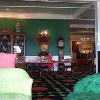 Photo taken at Grand Hotel Parlor by Dan H. on 8/22/2012