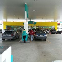 Photo taken at PETRONAS Station by Azmy A. on 8/31/2012
