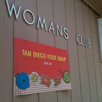 Photo taken at Womens Club by Hillary C. on 5/19/2012