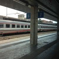 Photo taken at Venezia Santa Lucia Railway Station (XVQ) by Anastel on 6/4/2012