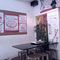 Photo taken at Shinyuu Shabu Shabu & Okonomiyaki by Kentauji C. on 2/15/2012